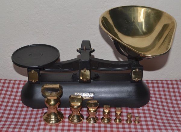 Vintage Avery Kitchen Scales