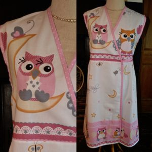 wraparound apron